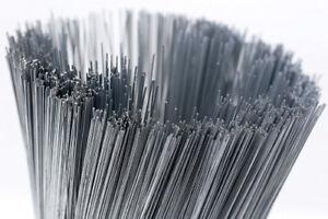 "(60g 110+ wires, Metal Grey) - FLORIST, STUB WIRE (0.7mm) 22swg x 7.00"" ( All"