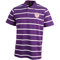 Perth Glory FC Knitted Polo Shirt Sizes S-5XL! A League Soccer Football!