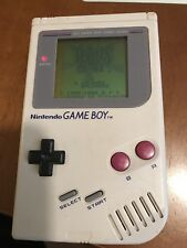 Nintendo Game Boy GameBoy Original Video Game DMG-01