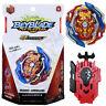 Fire Beyblade Burst Set GT B-150 Booster Union Achilles Cn.Xtend+ Retsu Kid Toys
