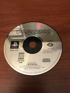 Cool Boarders 2 (Sony PlayStation 1, 1997) Working Game Only