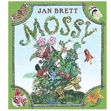 Mossy by Jan Brett (2012, Hardcover)