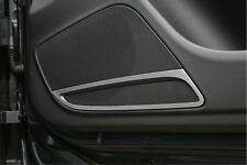 Audi A5 S5 RS5 2 Aluzierblenden Lautsprecher Coupe Cabrio S-line exclusive line