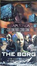 STAR TREK LIMITED EDITION THE BORG BOOSTER PACK
