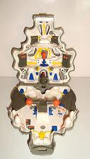 BOITE MIGHTY MAX TERMINATES WOLFSHIP 7 DOOM ZONES BLUEBIRD 1992 N° 2 (12x10cm)