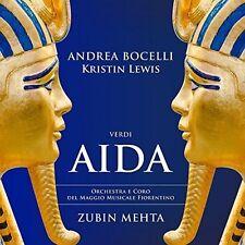 Andrea Bocelli, Kristin Lewis - Aida [New CD]