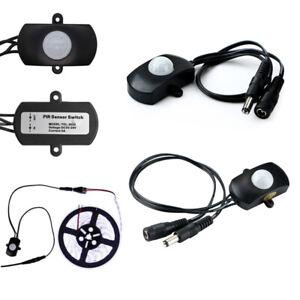 DC5V-24V Automatic Mini PIR Infrared Motion Sensor Detector Switch For LED Strip