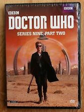 Doctor Who: Series Nine, Part Two (DVD, 2016, 2-Disc Set