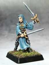 Battle Nun Crusader Adept Reaper Miniatures Warlord Cleric Fighter Caster Melee