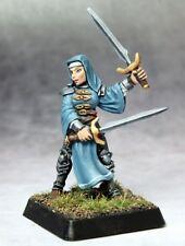 Battle Nun Crusader Adept Reaper Miniatures Warlord RPG D&D Cleric Fighter Melee