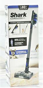 SHARK Rocket Pet Cordless Lightweight Stick Vacuum BlueIris IX141 NEW BEST PRICE