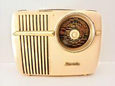 Radio À Lampes Celard Minicapte Années 50