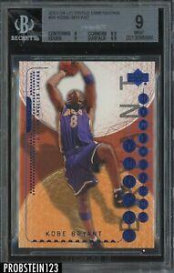 2003-04 Upper Deck Triple Dimensions #36 Kobe Bryant BGS 9 Mint w 10 Lakers HOF