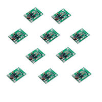 10pcs DC-DC 1-5V to 5V 0.5A Step Up Boost Module Power Supply Converter