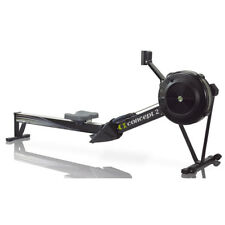 Concept 2 Model D Indoor Rower Rowing Machine with PM5 Black