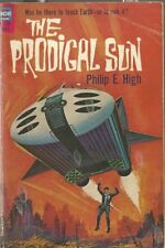The Prodigal Sun  Philip E. High 1964 Science Fiction Vintage Very Good