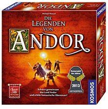 KOSMOS 691745 - Die Legenden von Andor, Kennerspiel des Jahres 2013