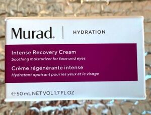 Murad Hydration Intense Recovery Cream 50ml/1.7oz NIB SEALED