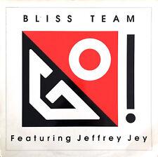 """Bliss Team 12"""" Go! - Benelux (VG+/EX+)"""
