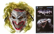 Batman: Death of the Family Book and Joker Mask Set by Scott Snyder (Paperback)