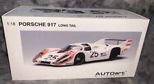 1:18  Autoart Porsche 917LH  1970 LeMans #25 BOX ONLY