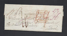 Princess Victoria of Saxe-Coburg-Saalfeld Duchess of Kent Signed Letter 1844
