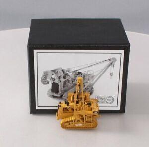 Classic Construction Models 1:87 Scale CAT 583R Pipelayer Brass Model LN/Box