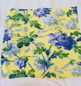 April Cornell Cotton  Floral Napkins Set of 8