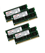 "4x 8GB RAM 1333 Mhz iMac MC814D/A 3,4GHz 27"" Core i7 Apple DDR3 Speicher 32GB"