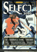 2020 Select Baseball Factory Sealed Blaster Box - Jasson Dominguez? Bo Bichette?