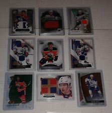 EDMONTON OILERS HOCKEY CARDS ROOKIES-JERSEYS-AUTOGRAPHS U PICK FROM $1.00 AND UP