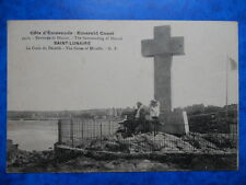 SAINT-LUNAIRE  :  La Croix du Décollé.
