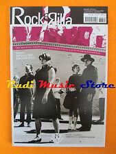 rivista ROCKERILLA FEB/2008 Arcade Fire Mario Rosinio Elegi Tyng Tiffany * No cd
