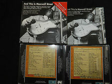 RARE COFFRET 3 CD / AND THIS IS MAXWELL STREET / DELUXE EDITION /