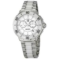 TAG Heuer Women's Quartz (Battery) Watches with Chronograph