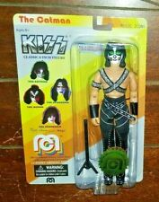 """KISS Classic 8"""" Figure: THE CATMAN -PETER CRISS Music Icon~14 Point Articulation"""