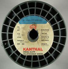 Kanthal A 0,55mm 7 Meter 5,93 Ω/m, Widerstandsdraht Heizdraht Heizleiterdraht