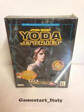 STAR WARS YODA STORIES EDIZIONE CARTONATA ITALIANA - PC - NEW SIGILLATO RARE