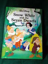 Walt Disney: Snow White and the Seven Dwarfs (Disney Classic Series Book)