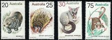 Australia  Small Wild Animals MNH 1973 (4v )