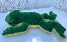 """Steifftier Frosch """"Froggy"""", ca. 1969, 28 cm"""