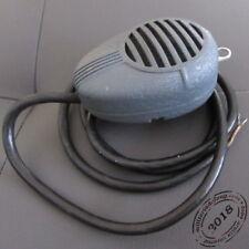 Ancien micro US mobil transceiver, mod 102A Shure Chicago, années 50 vintage
