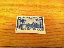 Expozitia Agricola Lei 31 Posta Republica Populara Romana Romania Romanian stamp