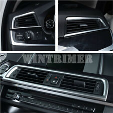 New listing Inner Console Centre & Side Ac Air Vent Cover For Bmw 5 Series F10 F11 2011-2016
