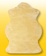 Medizinisches Lammfell Medizinische Lammfelle Gold-Beige ca. 100 cm