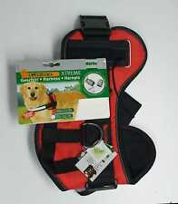 Karlie Xtreme Harness Teflon - 50mm x 70-87 CM Red Dog Harness