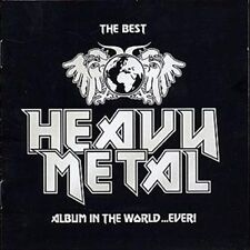 Various Album Metal Music CDs & DVDs