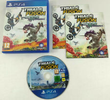 Jeu Playstation 4 PS4 VF  Trials Fusion The Awesome Max Edition  avec notice