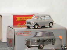 Morris Minor dinky car designed By Minialuxe France 1/66 Ref MB104_3SE