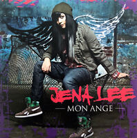 Jena Lee CD Single Mon Ange - Promo - France (EX/EX)